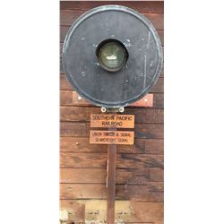 Southern Pacific RR Searchlight Signal  [133630]