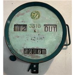 Streetcar Fare Register  [133467]