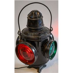 Chicago, Milwaukee, and St. Paul RR Switch Lamp  [133462]