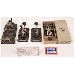 Telegraph Keys - 4  [133463]