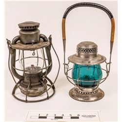 Wabash Railroad Lanterns - 2  [126919]