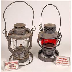 Railroad Lanterns - 2  [133440]