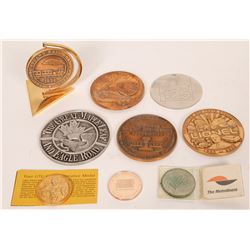Railroad Medals Collection  [131268]