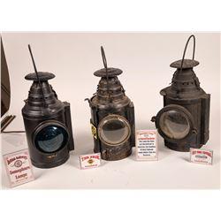 Railroad Semaphone Lamp Collection - 3  [133357]