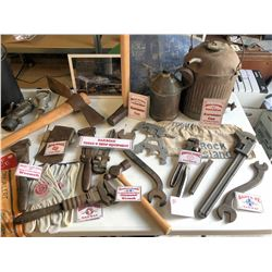 Railroad Tool Collection  [133447]