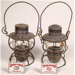 Railway Lanterns - 2  [133442]