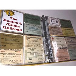 American Railroad Pass Collection - 173  [133641]