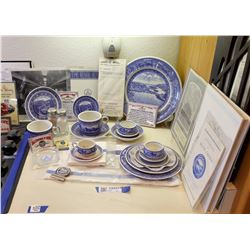 Baltimore & Ohio RR Dining Car China - Colonial Pattern  [133317]