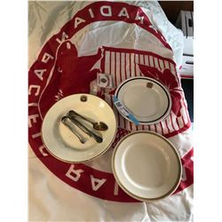 Canadian National RR Dining Car Group  [133621]