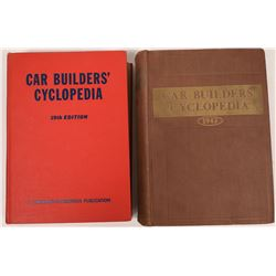 Car Builders Enyclopedia 2 Volumes  [133503]