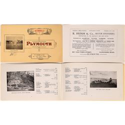 Early Automobile Travel Brochure  [128285]