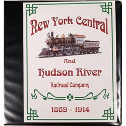 New York Central and Hudson River Ephemera Collection  [133452]