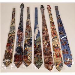 Railroad Gentleman's Neckties  [133422]