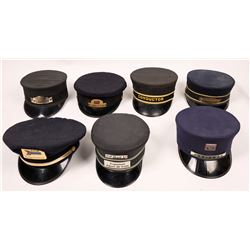 Railroad Hat Collection - 7  [133377]