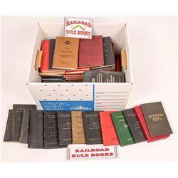 Railroad Rule Books - 84  [133449]