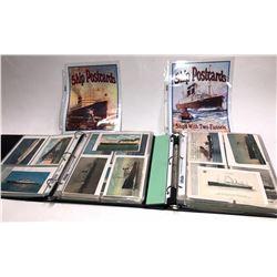 Steam Ship Archive c1910-1990  [133491]