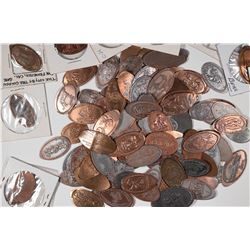Elongated Cents (120+)  [129982]