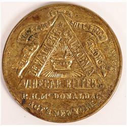 SHELL CARD / B-NY-6740 / NY, New York / R.H. McDonald & Co. / Mirror  [129845]