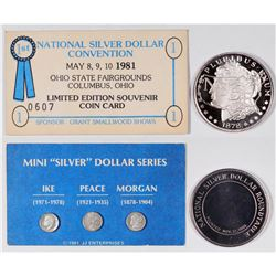 National Silver Dollar Roundtable Souvenirs  [129136]