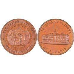 Arizona Territory Medal  [129287]