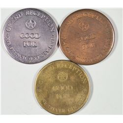 The Cannery Medals  [129290]