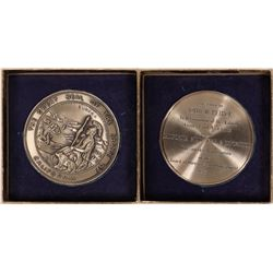California State Fair Presentation Medal  [131362]