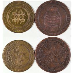 Spokane Medals  [129284]