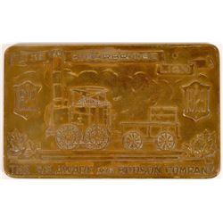 Delaware and Hudson Company, Store Bridge Lion Medal  [131325]