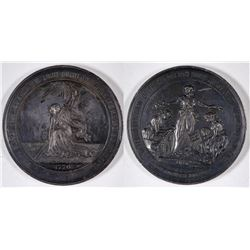 The United States Centennial Medal by William Barber.  [131246]