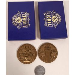 Model Railroad Medals - 3  [131360]