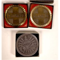 Railroad Medals in Original Boxes - 3  [131363]