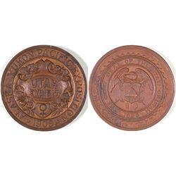 HK 359: AYPE Utah Dollar  [129285]