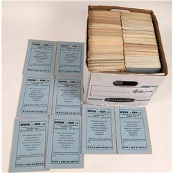 Numismatist Journals 1940's  [131298]