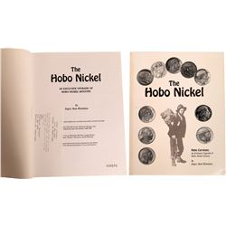 The Hobo Nickel book by Joyce Ann Romines  [129661]