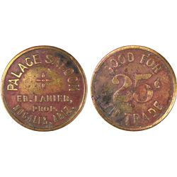 Nogales- Palace Saloon Token Arizona  [129820]