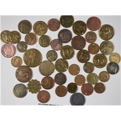 Early British & Western European Coins & Tokens (45)  [129985]