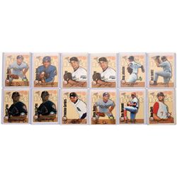 Minor League Baseball Cards (12)  [129798]