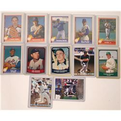 Pacific Baseball Trading Cards (12)  [131351]
