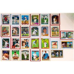 Pitchers & Catchers Topps Baseball Cards  [129792]