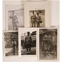 Rare Baseball Photographs of Some Famous Players  [128865]