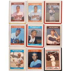 TCMA Star Ballplayer Cards (9)  [129797]