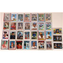 Topps Baseball Cards From 1970's & 80's (30)  [129793]