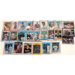 Fleer baseball cards  [131124]