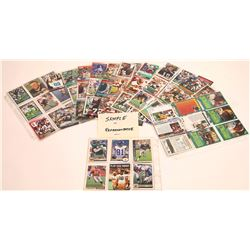 NFL Trading Card Assortment (90)  [131104]