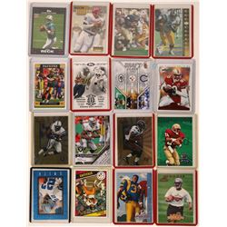 Topps & Upper Deck Football Cards(16)  [131352]
