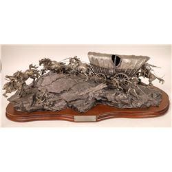 Boyett Sculpture - The Unconquered   [131000]