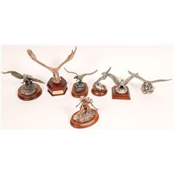 Fly with the Eagles Pewter Statues (7)  [129974]