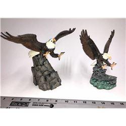 Eagle Sculptures (2)  [131347]