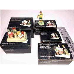 Sebastian Miniatures Group (5)  [131350]