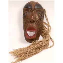 Pacific Islands Wood Mask  [131296]